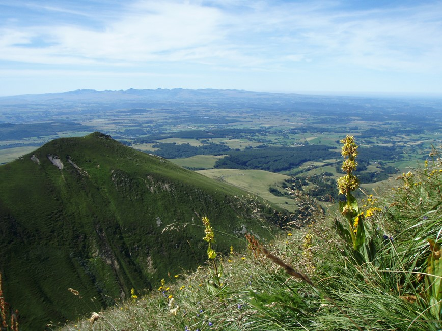 vystup na puy de sancy